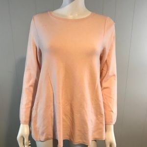 Society 8 Women's Pink Small Sweater